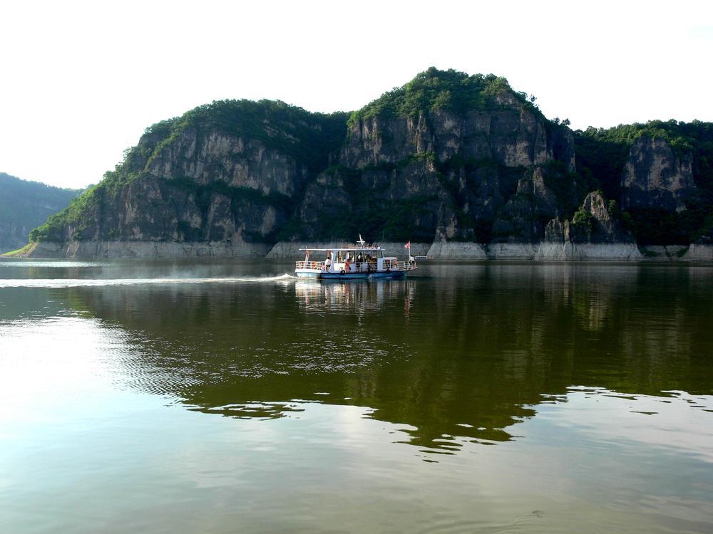靖宇县白山湖仁义风景区 - 白山市旅游信息中心